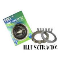 EBC DRC206 Dirt Racer Clutch komplett kuplung készlet (parafás + acél lamellák + rugók)  - egyéb