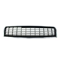 Hűtőmaszk, hűtőrács AUDI A4 B6 S-LINE STYLE BLACK-CHROME (01-05)