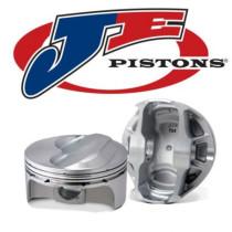 AUDI / VW 2.0 TFSI JE-Pistons Kit VW 2.0L TSI 82.50mm 9.6:1(pin 23)-Round perf. kovácsolt dugattyú szett