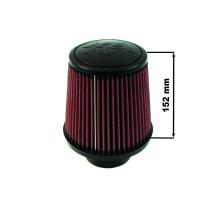 K&N  RU-3570  filter 77mm nyak 127mm testDirekt szűrőUniverzális