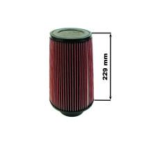 K&N  RE-0810  filter 77mm nyak 229mm testDirekt szűrőUniverzális