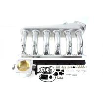 Szívósor, Intake manifold BMW E34 E36 M50, M52 benzinhíddal, 90mm folytószeleppel