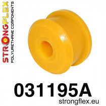 BMW E36 Strongflex  Első alsó lengőkar szilent SPORT sárga