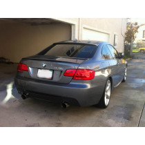Hátsó  szárny BMW 3 E93 2007-2014 PU
