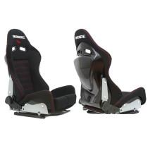 Sport, verseny ülés LOW MAX K608 Fekete