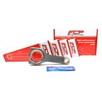 Audi A4 A5 Q5 VW Passat CC 2.0 TSI H profilú kovácsolt hajtókar szett EA113 20mm-es csapszeggel FCP Engineering