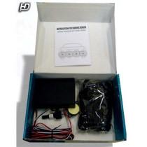 Tolatóradar készlet 4 szenzoros AV-LD202-0081