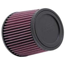 K&N RU-2520 filter 100mm nyak 127mm testDirekt szűrőUniverzális