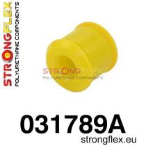 BMW E36 Strongflex Hátsó stabilizátor összekötő szilent  SPORT sárga