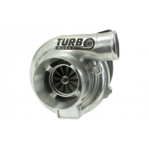 Turboworks GT3076R DBB 0.63  4 Csavaros 0.63  A/R Dupla golyóscsapágyas turbó
