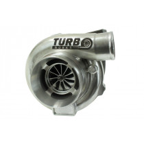 Turboworks GTX3076R DBB CNC 4 csavaros 0.63 AR Dupla golyóscsapágyas turbó