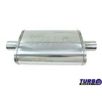 """Sport középdob TurboWorks LT 304SS 2,75""""  70mm"""
